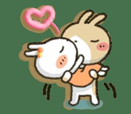 Best Couple 2 sticker #8095556