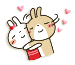 Best Couple 2 sticker #8095557