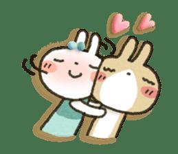 Best Couple 2 sticker #8095573