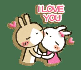Best Couple 2 sticker #8095587