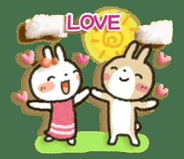 Best Couple 2 sticker #8095590