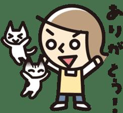 Vanilla Fudge and her families sticker #8097476