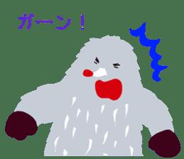 Moja, Official Tabimoja Mascot! sticker #8101250