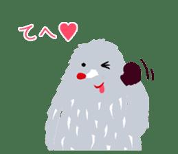 Moja, Official Tabimoja Mascot! sticker #8101252