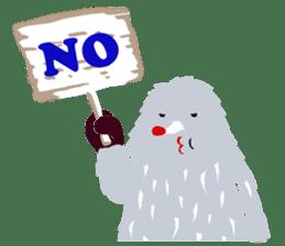 Moja, Official Tabimoja Mascot! sticker #8101261