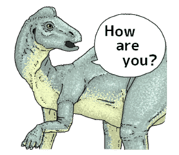 Various dinosaurs! sticker #8107316