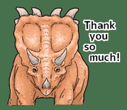 Various dinosaurs! sticker #8107326