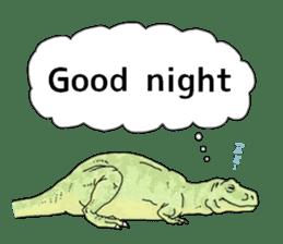 Various dinosaurs! sticker #8107329