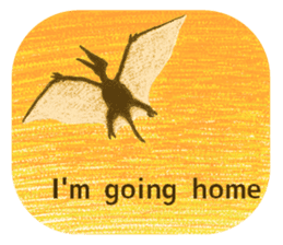 Various dinosaurs! sticker #8107333