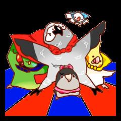 Niaoshiduo- Happy Days with Pretty Birds
