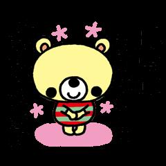 The HONOBONO Bear-Honorific No.5-Thanks