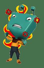 BoBoiBoy sticker #8118141
