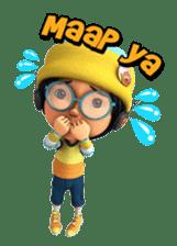 BoBoiBoy sticker #8118144