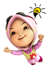 BoBoiBoy sticker #8118145
