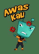 BoBoiBoy sticker #8118149