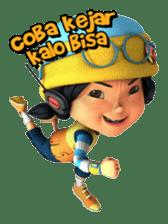 BoBoiBoy sticker #8118156