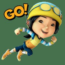 BoBoiBoy sticker #8118157