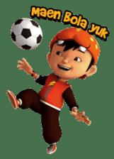 BoBoiBoy sticker #8118159