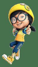 BoBoiBoy sticker #8118162