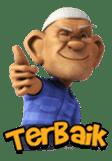 BoBoiBoy sticker #8118163