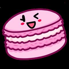 Sweets Macaron Family