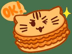 Sweets Macaron Family sticker #8129212