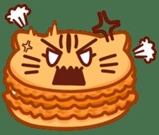 Sweets Macaron Family sticker #8129213