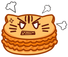 Sweets Macaron Family sticker #8129216