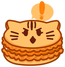 Sweets Macaron Family sticker #8129217