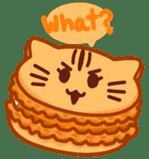 Sweets Macaron Family sticker #8129218