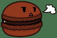 Sweets Macaron Family sticker #8129222