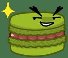 Sweets Macaron Family sticker #8129225