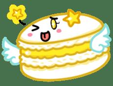 Sweets Macaron Family sticker #8129229