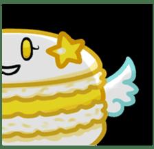 Sweets Macaron Family sticker #8129234