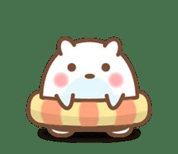 Bear doon sticker #8130207