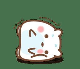 Bear doon sticker #8130210