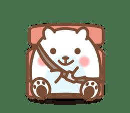 Bear doon sticker #8130216