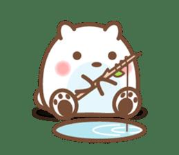 Bear doon sticker #8130218