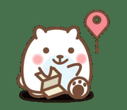 Bear doon sticker #8130226
