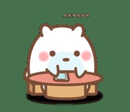 Bear doon sticker #8130230