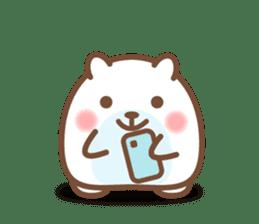 Bear doon sticker #8130233