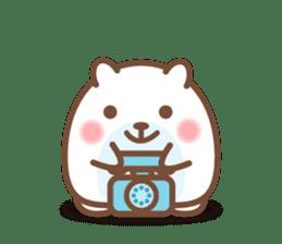 Bear doon sticker #8130234