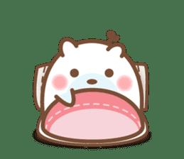 Bear doon sticker #8130236