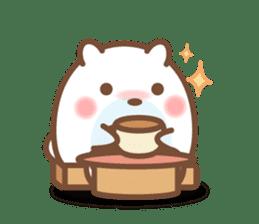 Bear doon sticker #8130243
