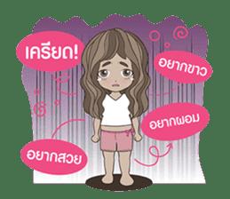 Barbieswink Girl sticker #8132618