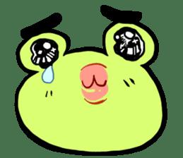 Codec & Sasha Frog sticker #8136975