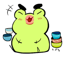 Codec & Sasha Frog sticker #8136985