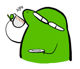 Codec & Sasha Frog sticker #8136986