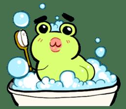 Codec & Sasha Frog sticker #8136988