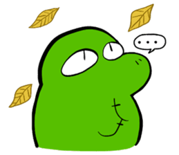 Codec & Sasha Frog sticker #8136995